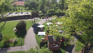 Lounge Stadtpark